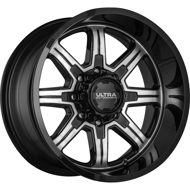 Ultra Menace 20x10 25 Custom Wheels
