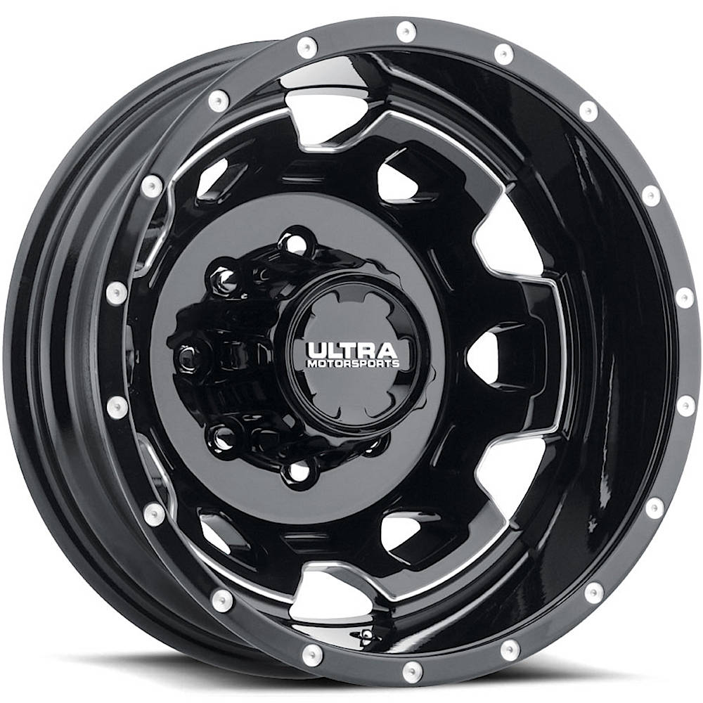 Ultra Warlock Dually 16x6  140mm | 017 6681RBM