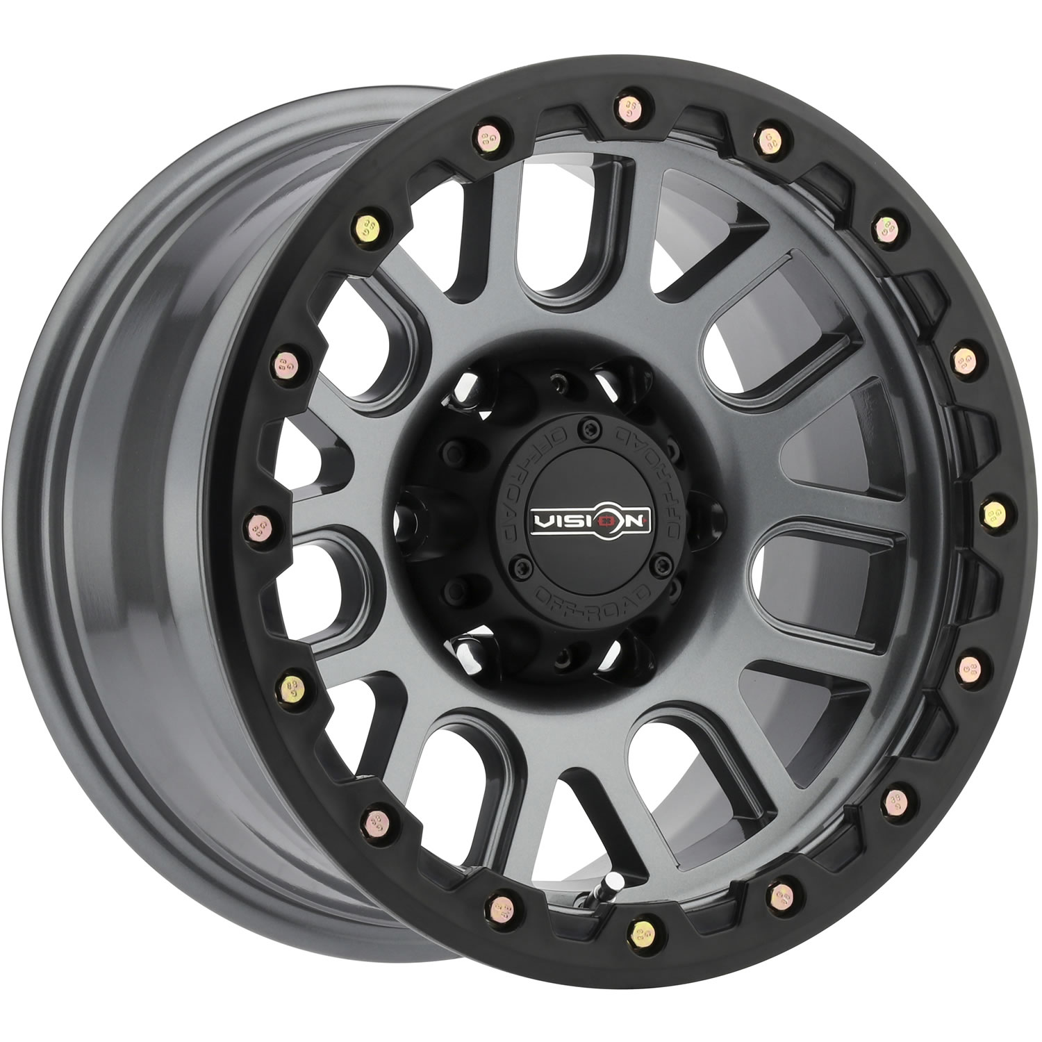Vision Nemesis 18x9 0mm | 111 8983GM0