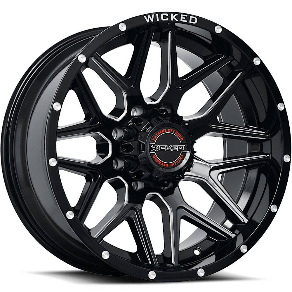 Wicked Offroad W903 20x12 -44
