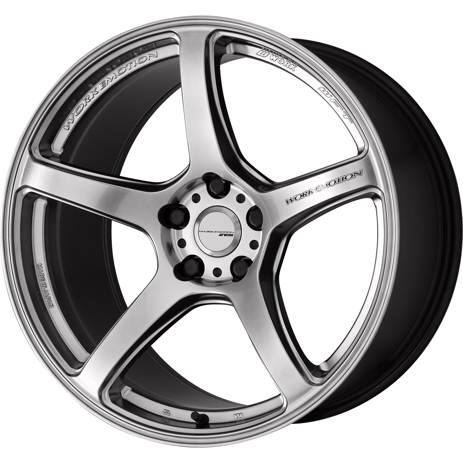 Work Emotion T5r 18x10 5 12mm T5r1810 5121143gs Sd Wheel