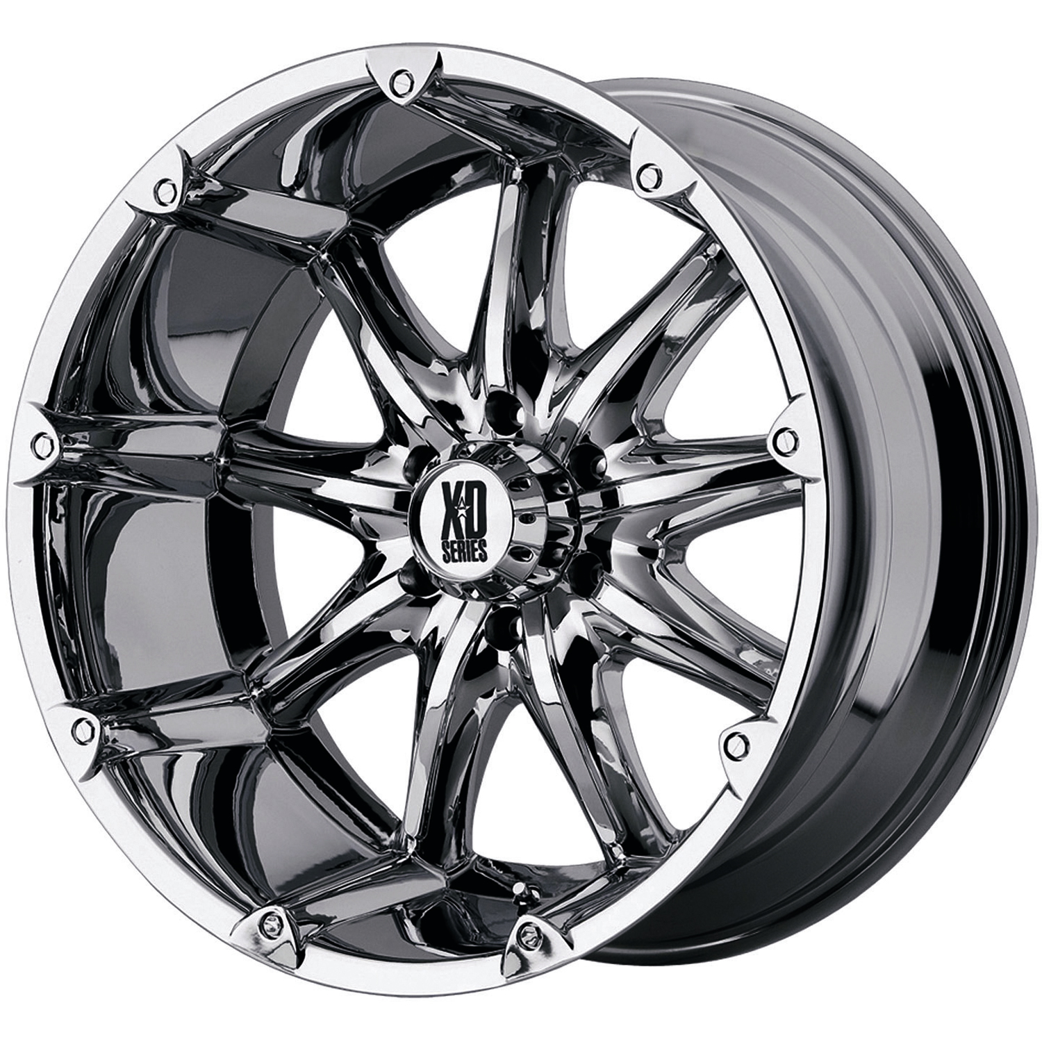 XD Badlands 18x9 18