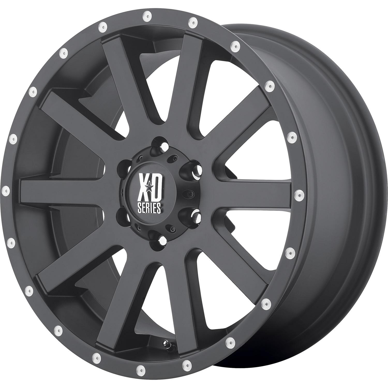 XD XD818 18x9 +30mm | XD81889058730