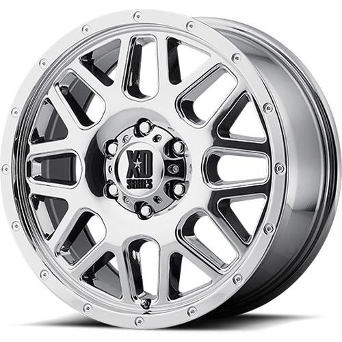 Xd Xd820 16x7 42 Custom Wheels