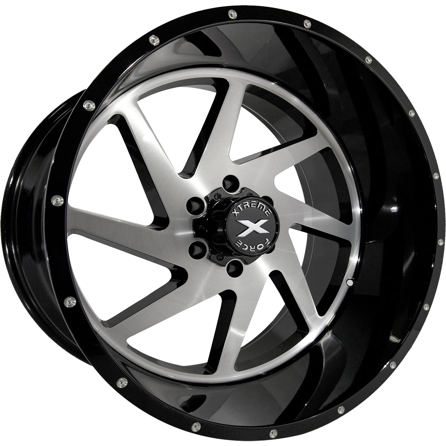Xtreme Force XF6 22x12  44mm | XF6 22126139 44BB871 L