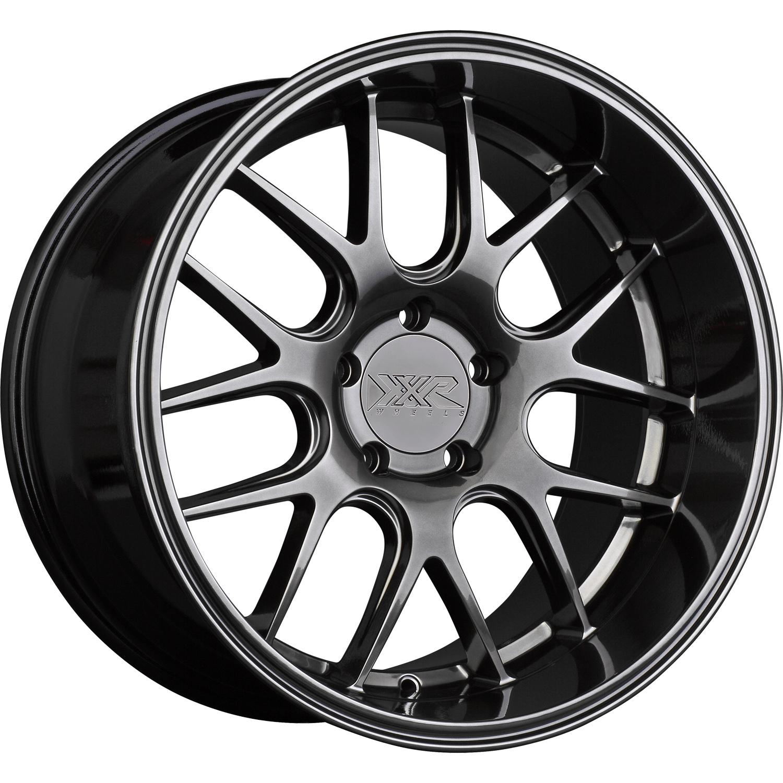 XXR 530D Chromium Black 19x9 20