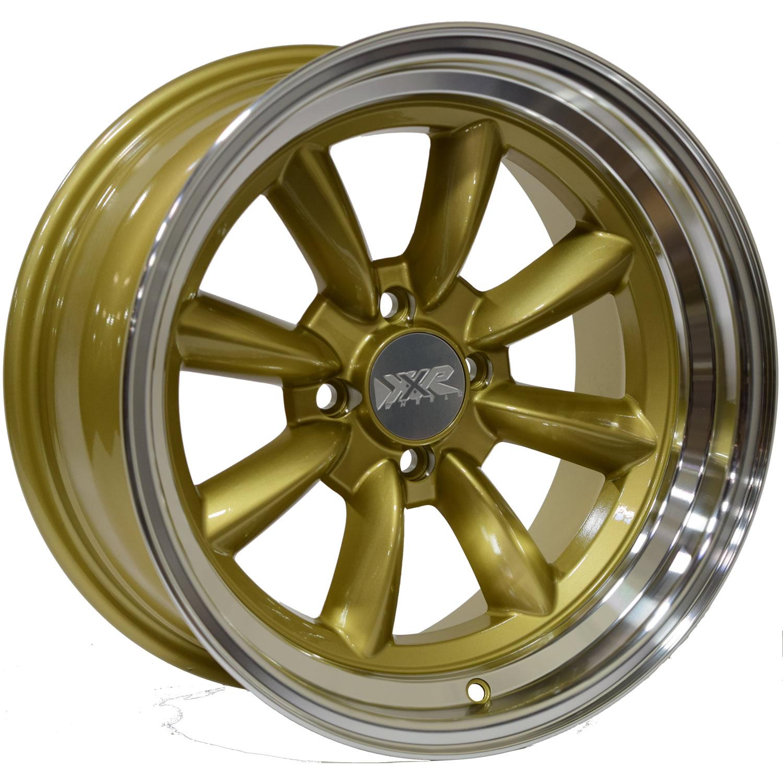 Xxr 537 16x8 0 Cooper Cs3 Touring 205 60 R16