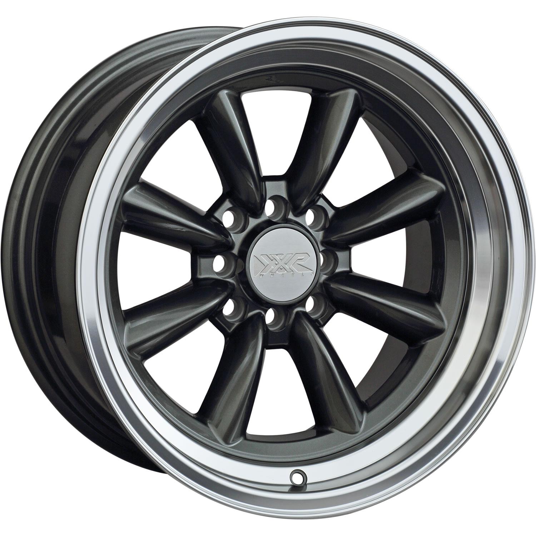 Xxr 537 16x8 20 Cooper Cs3 Touring 235 65 R16